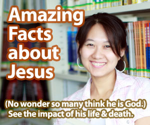 Amazing Fact About Jesus